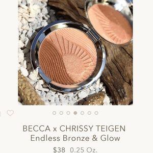 BECCA Endless Bronze & Glow!